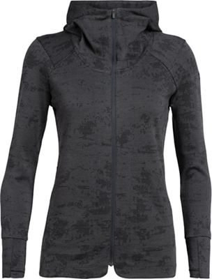 Icebreaker Women's Away II Zip LS Hoody