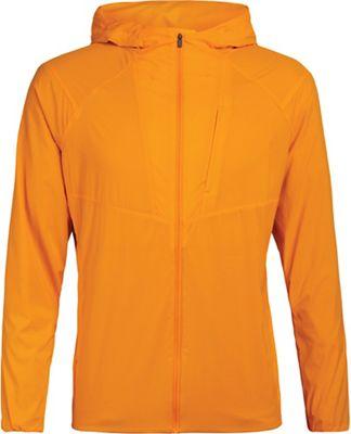 Icebreaker Men's Tropos Hooded Windbreaker Jacket