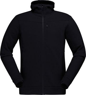 Norrona Men's Falketind Warmwool2 Stretch Zip Hoodie