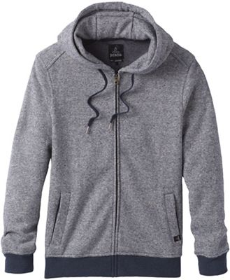 Prana Men's Cardiff Fleece Full Zip Jacket