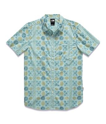 The North Face Men's Baytrail Pattern SS Shirt