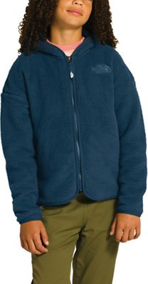The North Face Girls' Camplayer Fleece Hoodie