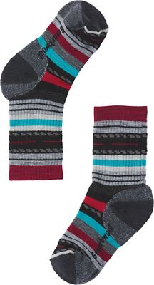 Smartwool Kids' Hike Medium Margarita Crew Sock
