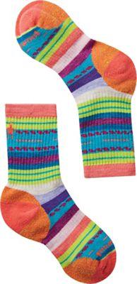 Smartwool Kids' Hike Medium Margarita Crew Sock