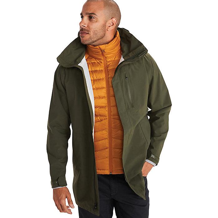 Marmot Mens EVODry Kingston Waterproof Rain Jacket