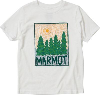 Marmot Boys' Purview SS Tee