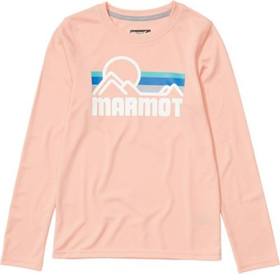 Marmot Girls' Windridge LS Top
