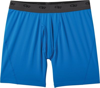 Outdoor Research Men's Next To None 6 Inch Boxer Brief