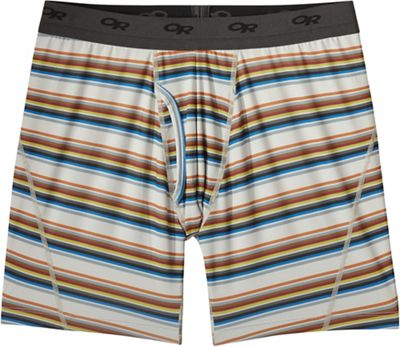 Outdoor Research Men's Next To None 9 Inch Printed Boxer Brief