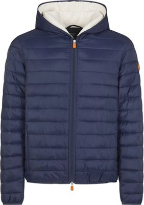 Save The Duck Men's Hooded Sherpa Jacket