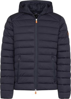 Save The Duck Men's Hooded Stretch Jacket
