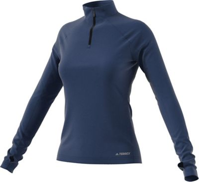 Adidas Women's Terrex Tracerocker 1/2 Zip Top