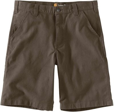 Carhartt Men's Rugged Flex Loose-Fit Canvas Work 10 Inch Short