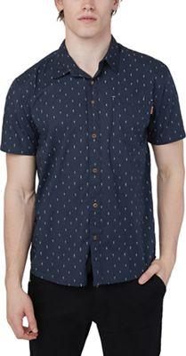Tentree Men's Cotton SS Button Up Shirt