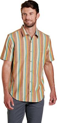 Toad & Co Men's Fletch SS Shirt