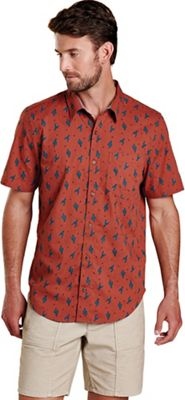 Toad & Co Men's Fletch SS Shirt