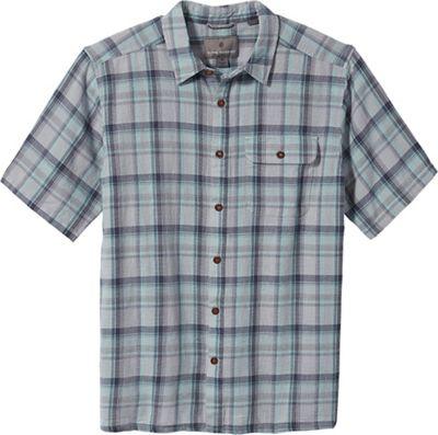Royal Robbins Men's Cool Mesh Eco Plaid SS Shirt