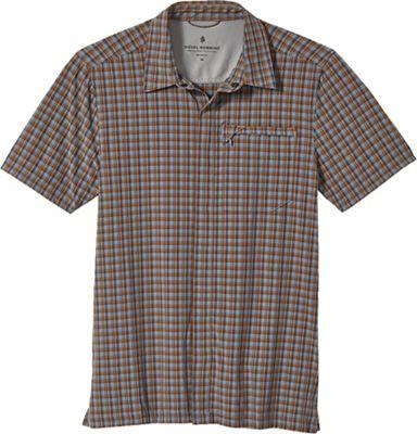 Royal Robbins Men's Mission Plaid SS Shirt