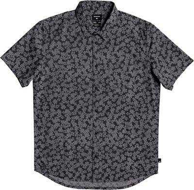 Quiksilver Men's Dots Flower SS Shirt