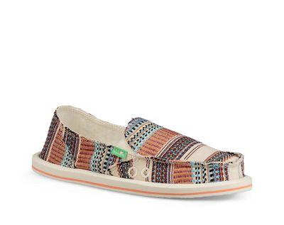 Sanuk Women's Donna Tribal Shoe