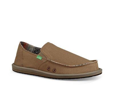 Sanuk Men's Vagabond Baja Shoe