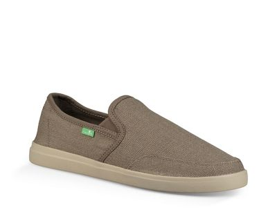 Sanuk Men's Vagabond Slip-On Sneaker Shoe