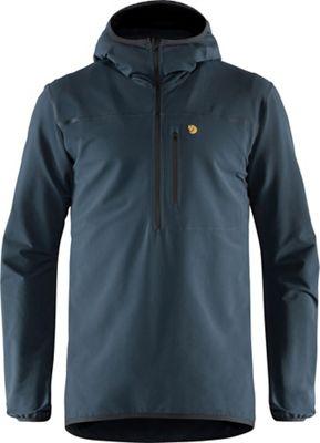 Fjallraven Men's Bergtagen Stretch Half Zip Jacket