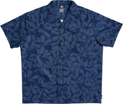 Quiksilver Men's Floral Lake Shirt