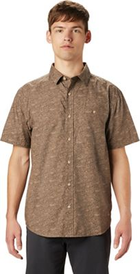 Mountain Hardwear Men's Conness Lakes SS Shirt