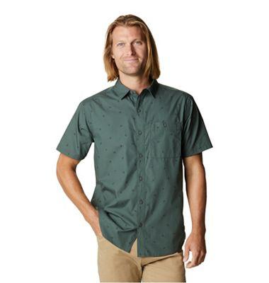 Mountain Hardwear Men's Conness Lakes SS Shirt