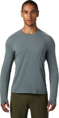 Mountain Hardwear Men's Crater Lake LS Tee