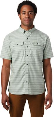 Mountain Hardwear Men's Crystal Valley SS Shirt