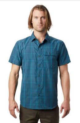 Mountain Hardwear Men's Greenstone SS Shirt