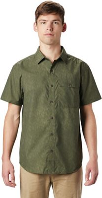 Mountain Hardwear Men's Greenstone SS Shirt