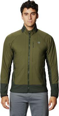 Mountain Hardwear Men's Kor Cirrus Hybrid Jacket
