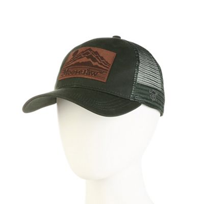 Moosejaw Country Skillet Waxed Canvas Trucker Hat