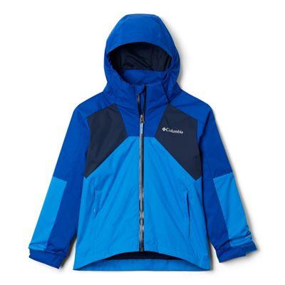 Columbia Boys' Rain Scape Jacket