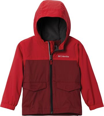 Columbia Toddler Boys' Rain-Zilla Jacket