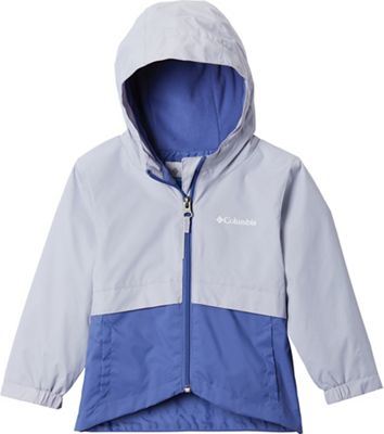 Columbia Toddler Girls' Rain-Zilla Jacket