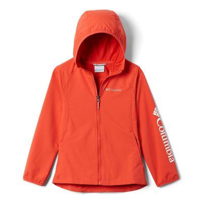 Columbia Girls' Rocky Range Softshell Jacket