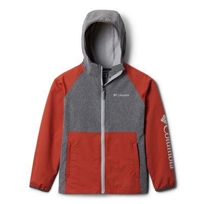 Columbia Boys' Rocky Range Softshell Jacket