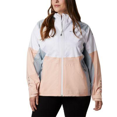 Columbia Women's Titan Pass 2.5L Shell Jacket