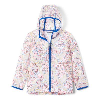 Columbia Youth Translucent Trail Rain Slicker Jacket