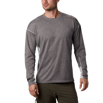 Columbia Men's Irico Knit LS Crew Top