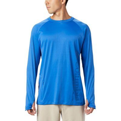 Columbia Men's PFG Buoy Knit LS Shirt