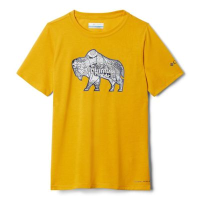 Columbia Boys' Ranco Lake SS Tee