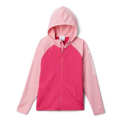 Columbia Youth Sandy Shores Full Zip Hoodie