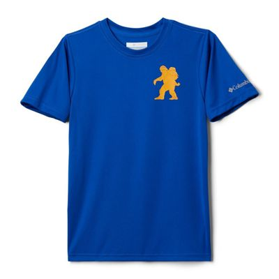 Columbia Toddler Boys' Terra Trail SS Tee