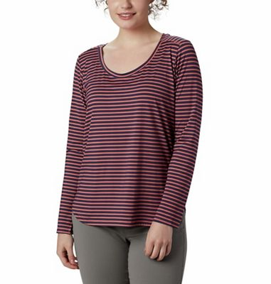 Columbia Women's Firwood Camp LS Tee