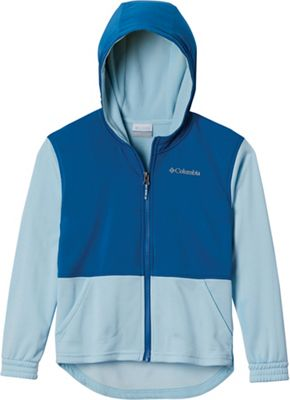 Columbia Girls' S'more Adventure Hybrid Hoodie
